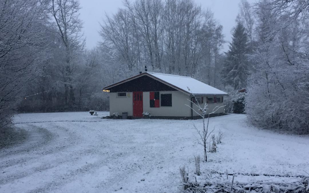 Het is opnieuw winter